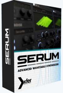 Xfer Records - Serum & SerumFX 1.33b4 VSTi, AAX (x64/x86) RePack by r4e [En]