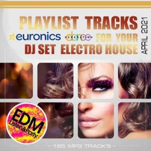 VA - DJ Set Electro House: Euronics Playlist