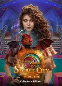 Secret City 6: Sacred Fire