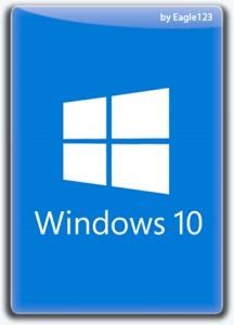 Windows 10 Enterprise LTSC (x86/x64) 4in1 by Eagle123 (04.2021) [Ru/En]