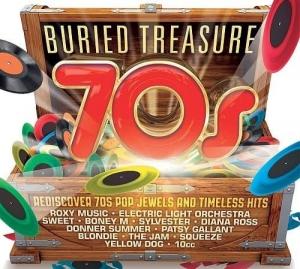 VA - Buried Treasure: The 70s