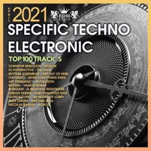 VA - Specific techno Electronic