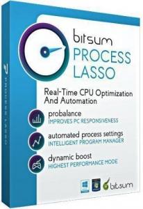 Process Lasso Pro 10.0.3.6 RePack (& Portable) by TryRooM [Ru/En]