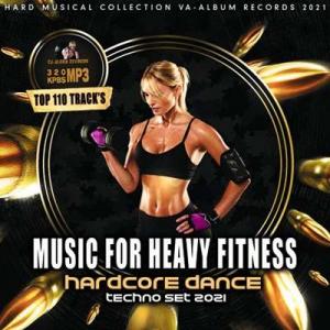 VA - Hardcore Dance: Music For Heavy Fitness