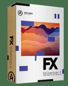 Arturia - FX Collection 2 (06.2021) VST, VST3 (x64) [En]