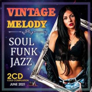 VA - Vintage Melody: Soul Funk Music (2CD)
