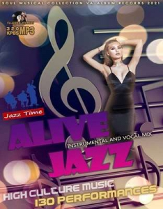 VA - Alive Jazz: Jazz Time Project
