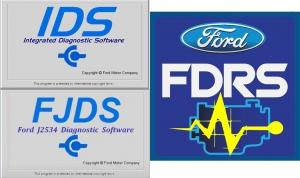 Ford IDS 122, FJDS 122.01, FDRS 28.6.3, Mazda IDS 122