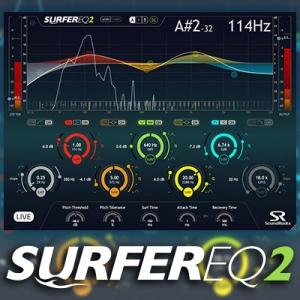 Sound Radix - SurferEQ 2.1.0 VST, VST3, AAX (x64) RePack by RET [En]