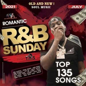 VA - Romantic R&B Sunday