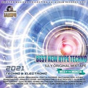 VA - Best New Hype Techno