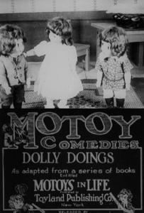 Истоки анимации. Из жизни кукол