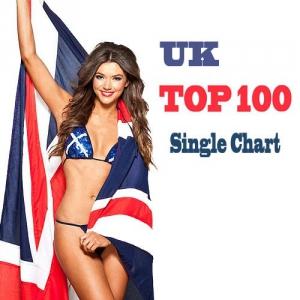 VA - The Official UK Top 100 Singles Chart 23.07.2021