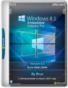 Windows 8.1 6.3 (9600.20094) Embedded Industry Pro (2in1) x86+x64 by Brux [Ru]