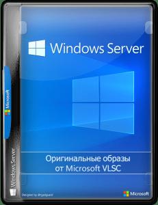 Windows Server 2022 LTSC, Version 21H2 Build 20348.169 (Updated August 2021) Оригинальные образы от Microsoft VLSC [Ru/En]