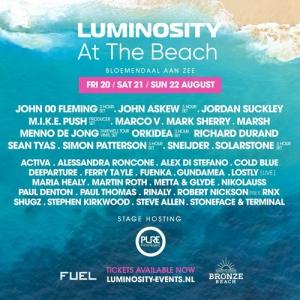 VA - Luminosity Beach Festival, Netherlands