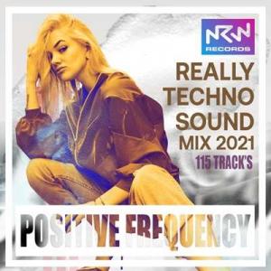 VA - Positive Frequency: Really Techno Sound