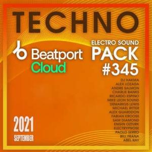 VA - Beatport Techno: Sound Pack #345