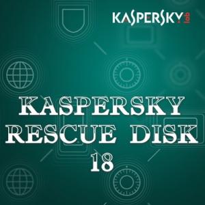 Kaspersky Rescue Disk 18.0.11.3 [25.10.2021] [Ru/En]