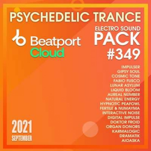 VA - Beatport Psychedelic Trance: Sound Pack #349