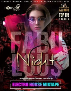 VA - Fabulous Night: Electro House Mixtape