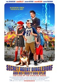 Секретный агент Динглдорф и его верный пёс Сплэт