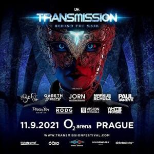 VA - Live @ Behind The Mask, Transmission Prague, O2 Arena Prague, Czech Republic (2021-09-11)