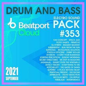 VA - Beatport Drum And Bass: Electro Sound Pack #353