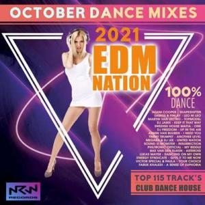 VA - EDM Nation: October Dance Mixes