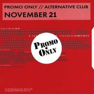 VA - Promo Only Alternative Club November