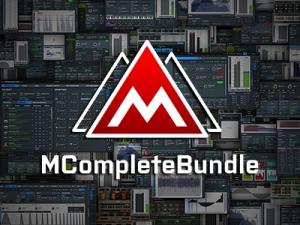 MeldaProduction - MCompleteBundle 15.01 VST, VST3, AAX (x86/x64) [En]