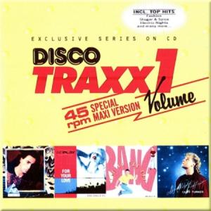 VA - 45RPM Disco Traxx [01-11]
