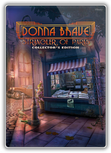 Donna Brave. And the Strangler of Paris