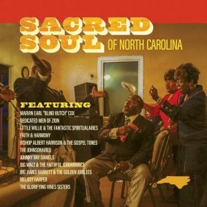 VA - Sacred Soul of North Carolina