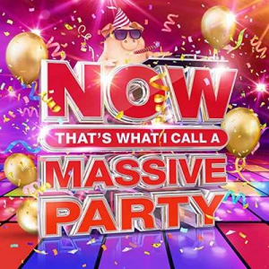 VA - NOW That's What I Call A Massive Party [4CD]