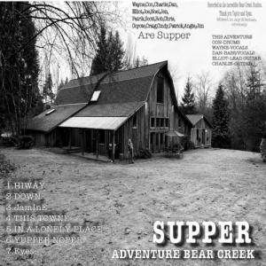 Supper - Adventure Bear Creek