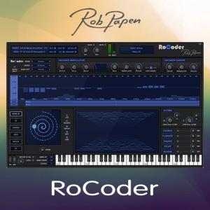 Rob Papen - RoCoder 1.0.0 VST, VST3, AAX (x64) [En]