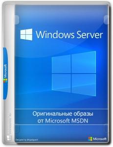 Windows Server 2022 LTSC [10.0.22483.1000], Version Dev - Оригинальные образы от Microsoft [Ru/En]