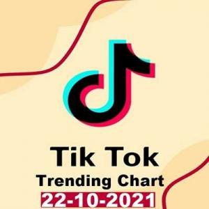 VA - TikTok Trending Top 50 Singles Chart [22.10]