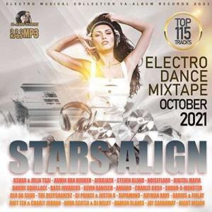 VA - The Stars Align: EDM October Mixtape