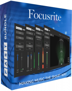 Focusrite - FAST Plugins Bundle 1.1.1 VST, VST3, AAX (x64) RePack by R2R [En]